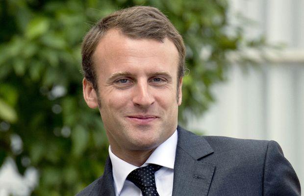Emmanuel Macron et l'entreprise libre