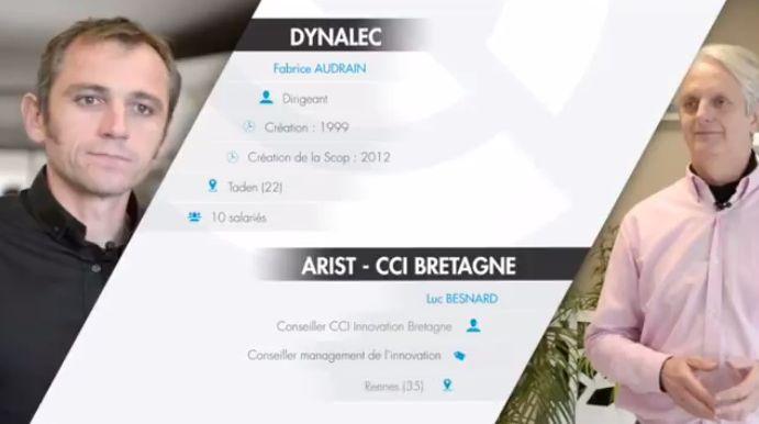 """La PME bretonne Dynalec a su tirer profit des méthodes d'innovation pour transformer l'organisation de son entreprise et la """"libérer"""""""